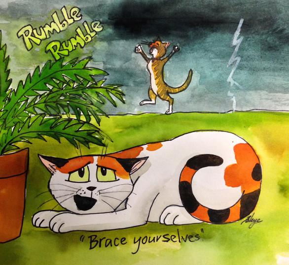 Cat comic #3