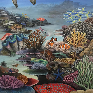 Reef #1 tiled