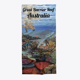 Reef Design #1 Towel