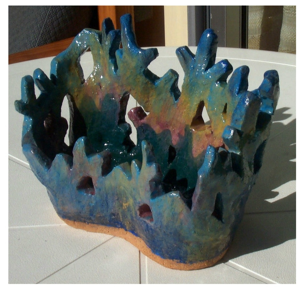 Coral Pot