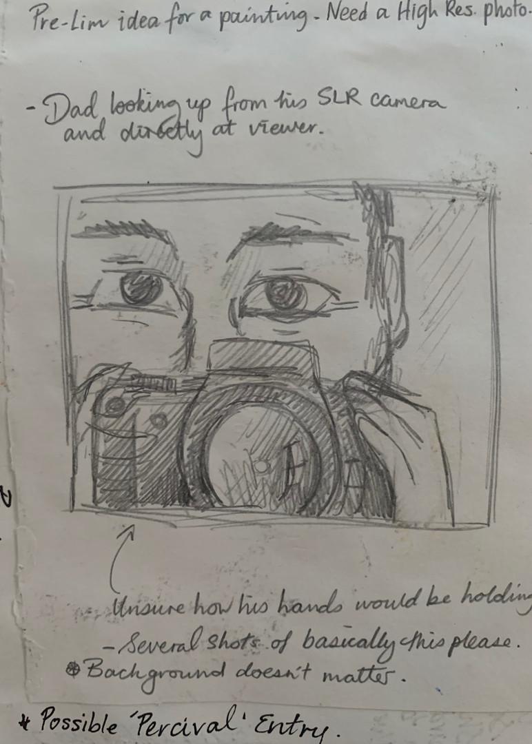 Sketched idea