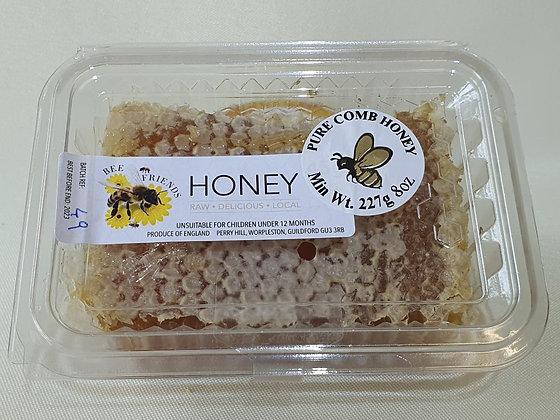 Honey Cut Comb Section