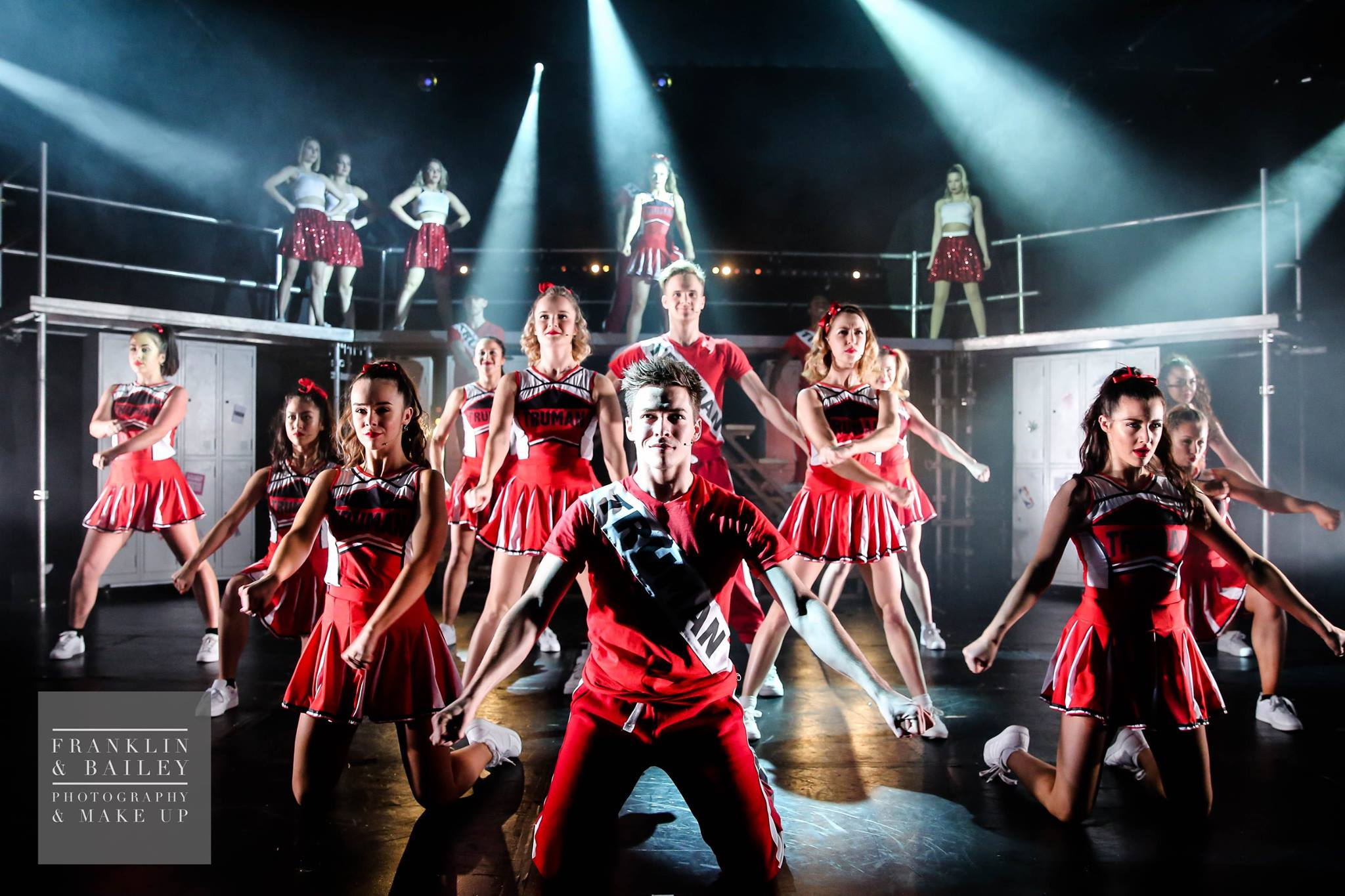 Bring It On - The Musical 2016