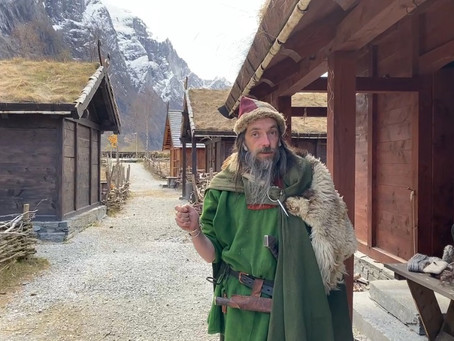 Learn About the Famed Nordic Warriors in the Viking Village (Virtual Experience)