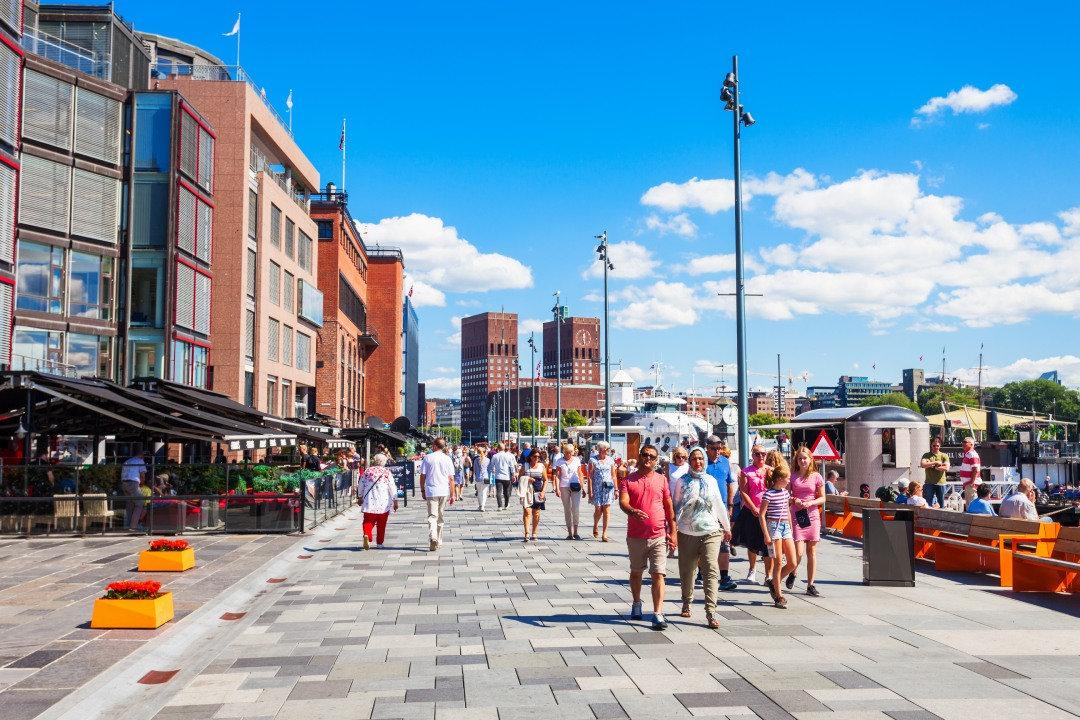Virtual experiences in Oslo & Aker Brygge