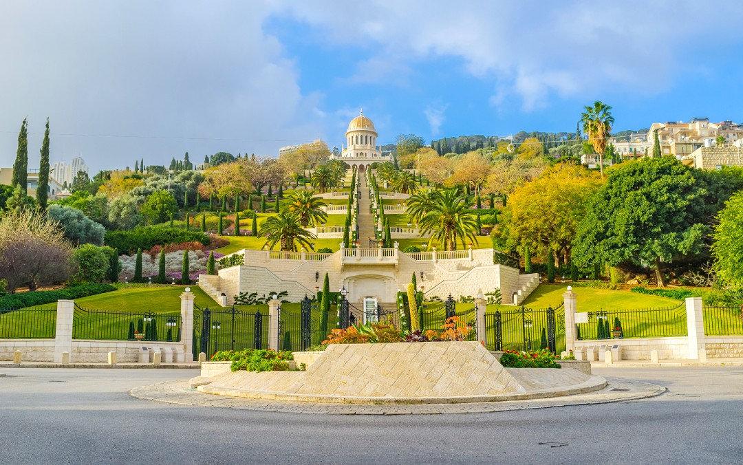 Explore Haifa's German Colony