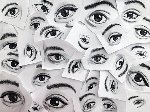 28 👁 y cómo son esos ojos._🎂 _jemima_s