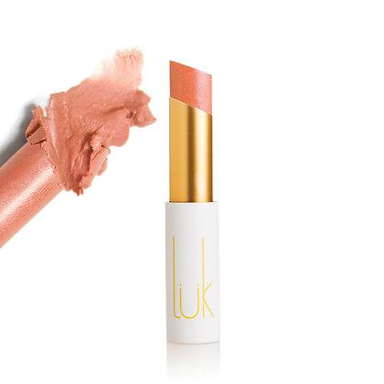 Lip Nourish Peach Melon Natural Lipstick