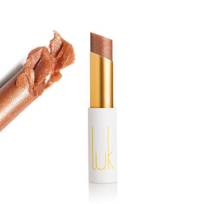 Lip Nourish Chai Shimmer Natural Lipstick