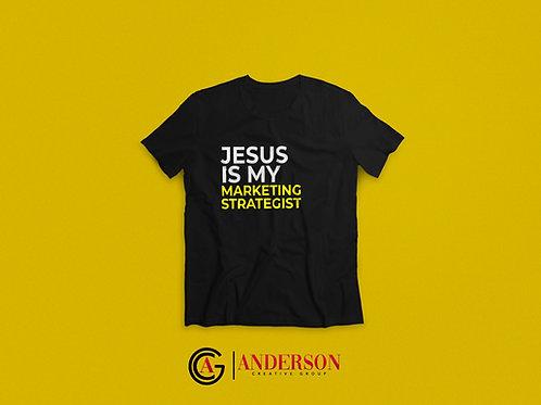 Jesus is my Marketing Strategist
