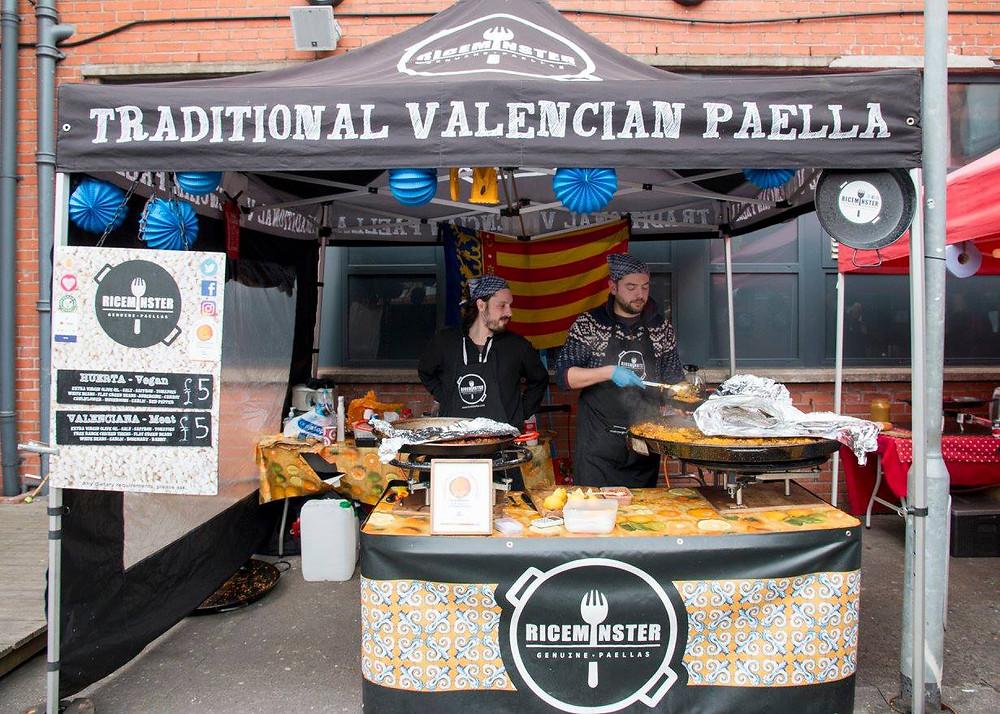 Paella, spanish food, spain, fiesta