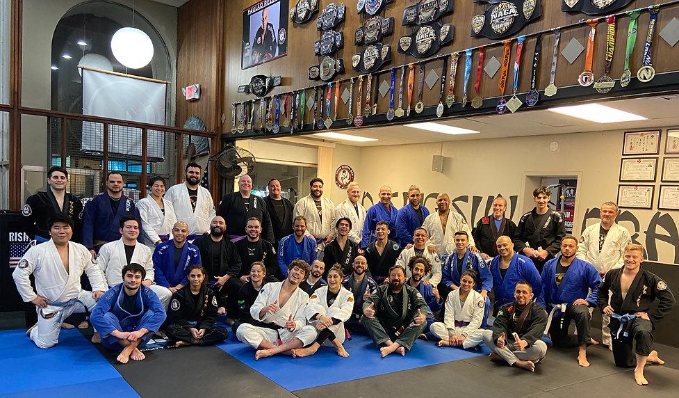 Rising Sun Brazilian Jiu Jitsu Academy's Team