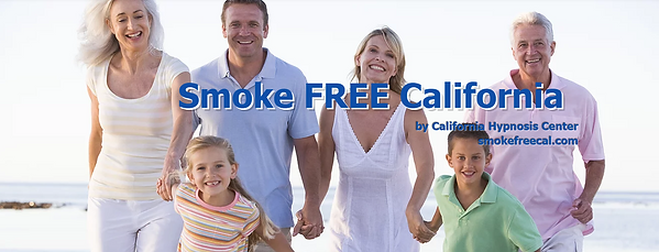 Family with Smoke Free Parents