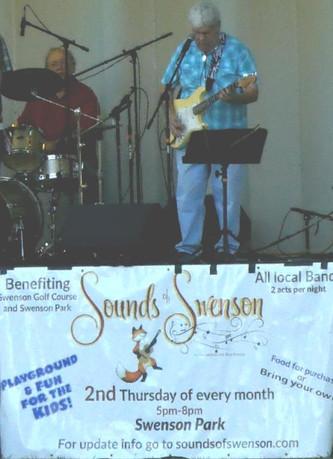Sounds of Swenson and Austin James Band