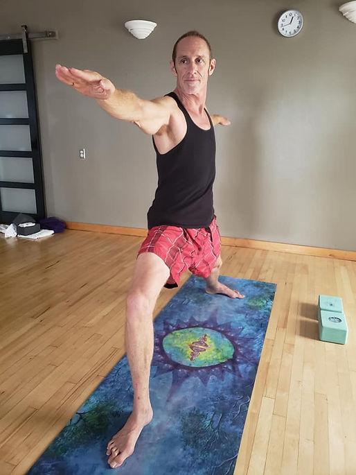 Dave Carroll Senior Fitness