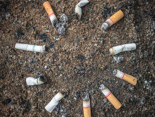 Still Smoking? May 31st Is World No Tobacco Day...Time to Quit?