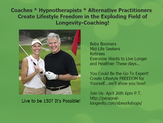Add Longevity Coaching to Your Business