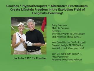 Add Longevity Coaching to Your Business
