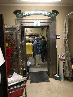 Herb Vault is a Popular Place!