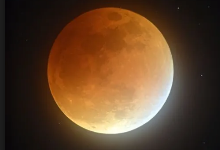 Super Full Blood Wolf Moon 2019