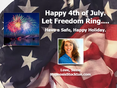 Let FREEDOM Ring. True Freedom Begins In Your Mind.
