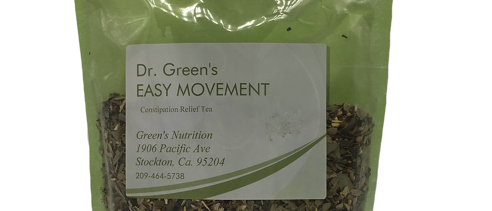 Dr. Green's Easy Movement Constipation Relief Blend