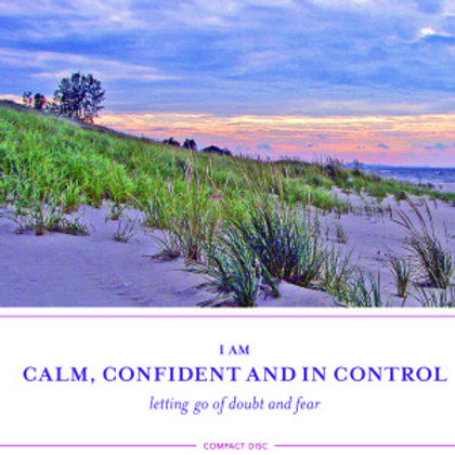 I am Calm, Confident and In Control