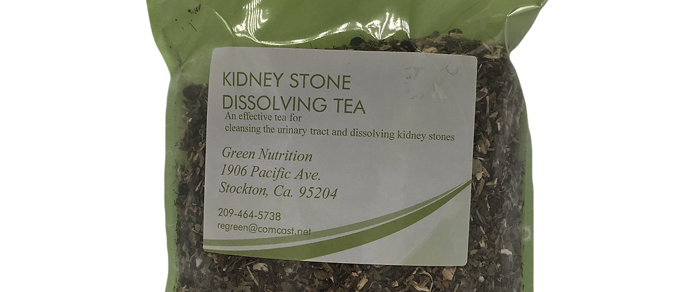 Kidney Stone Dissolving Tea