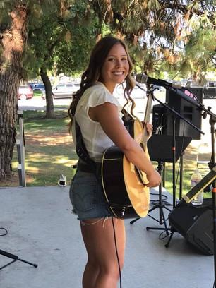 Riley Jane Richmond Vocalist