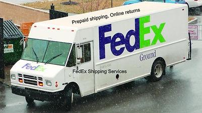 FedEx Services, Ground, Home, Express &