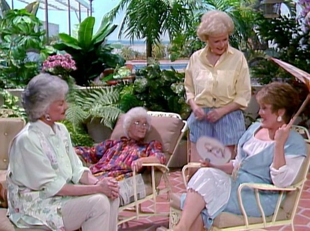 Golden Girls Lanai