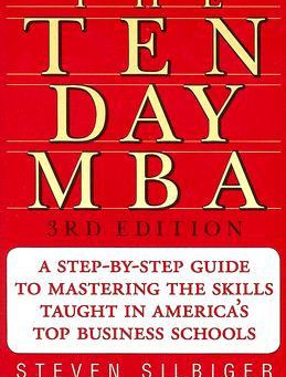 The Ten Day MBA for Real Estate Professionals