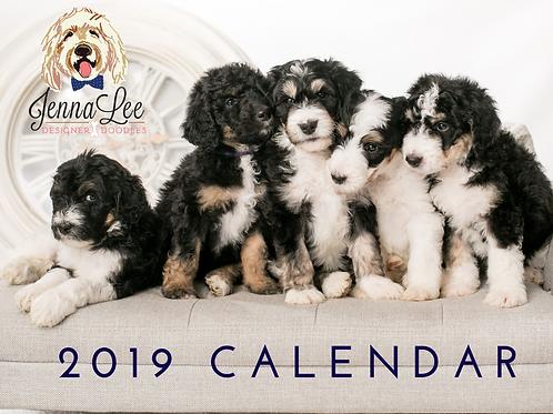 2019 JLDD Calendar!