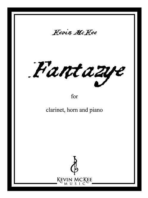 Fantazye (Print Edition)