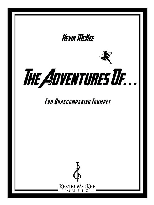 The Adventures Of... (Print Edition)