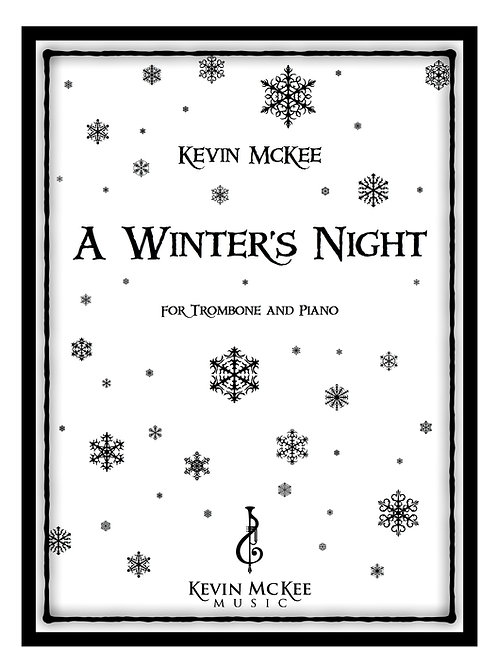 A Winter's Night - Tbn (Print Edition)