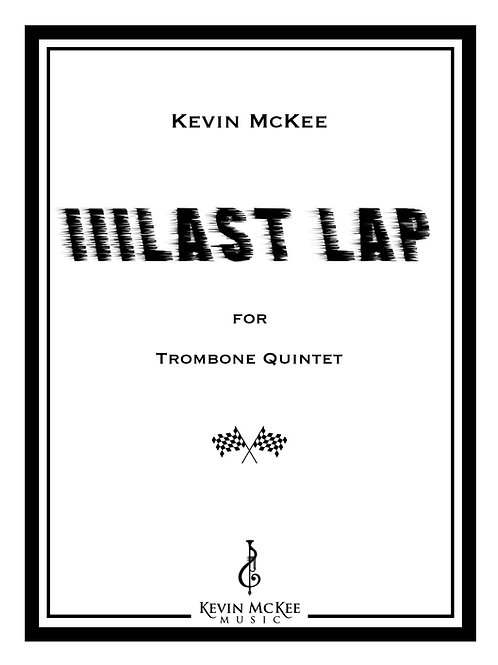 Last Lap (Print Edition)