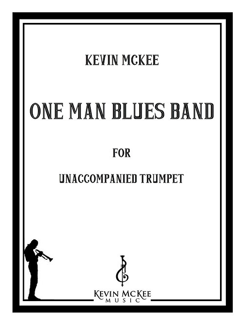One Man Blues Band (Print Edition)