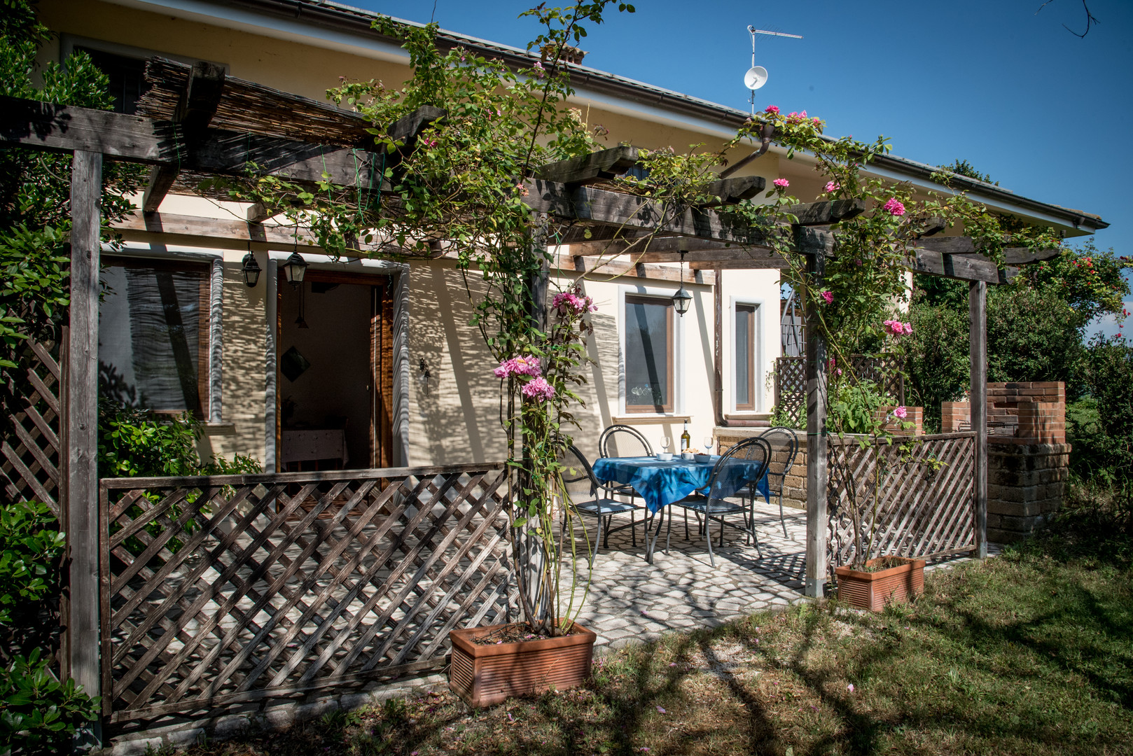 Villa Collebelvedere holiday rental Ital