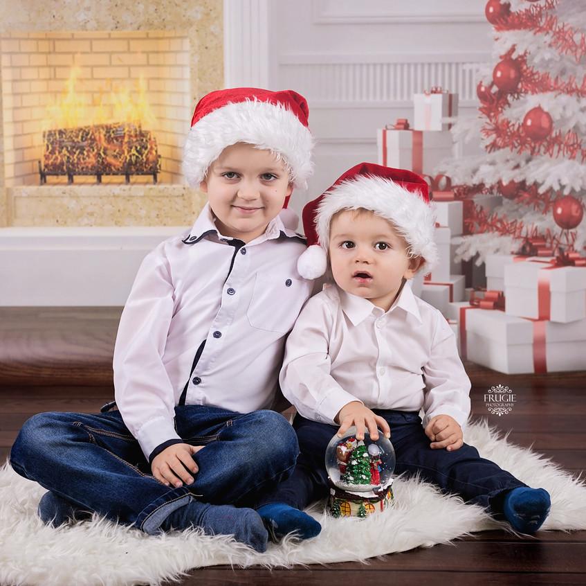 Minisesje Świąteczne 2015