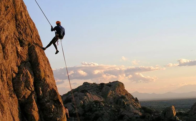 Rappelling, Change, and the Sovereignty of God