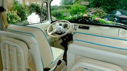 VW wedding tranport