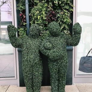 Human hedges ashford outlet
