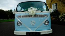 Large wedding ribbon