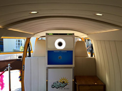 Campervan photobooth