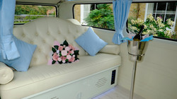 Luxury VW camper