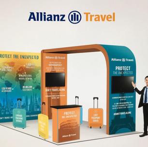 Allianz Trade Stand
