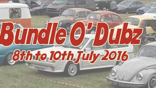 Volkswagen Charity Car Show – Bundle O' Dubz