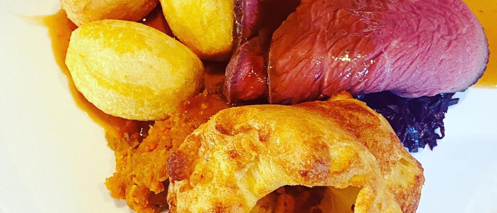 Roast at the plough
