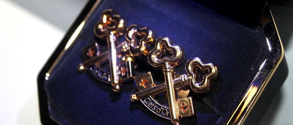 Clefs d'Or Keys